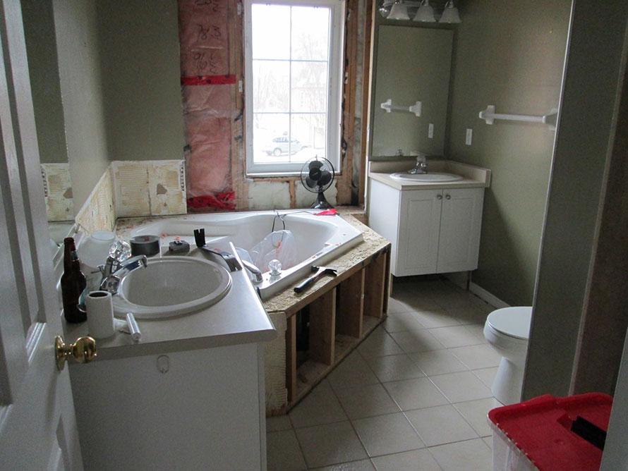 Jon Aldom Homes-Bathroom Reno